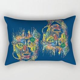 You Random Man. Rectangular Pillow