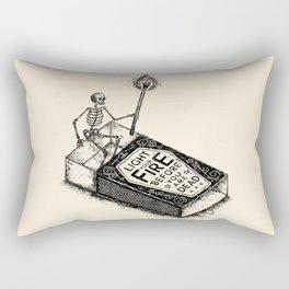 LIGHT YOUR FIRE Rectangular Pillow