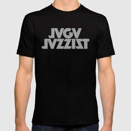 Jaga Jazzist silver T-shirt