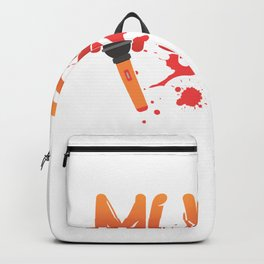 Music Instruments Music Lover Gift Backpack