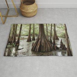 Lafayette Lousiana Swamp Rug