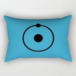 Dr Manhattan Rectangular Pillow