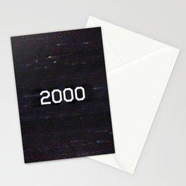 2000 Stationery Cards