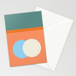 Spring Eclipse Stationery Cards