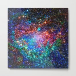 starry wonderland Metal Print
