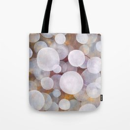 'No clear view 18' Tote Bag
