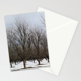 Goat Man Grove Stationery Cards