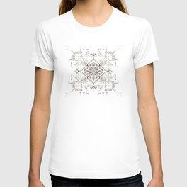 Pencil Pattern T-shirt