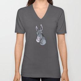 Donkey Gifts Unisex V-Neck