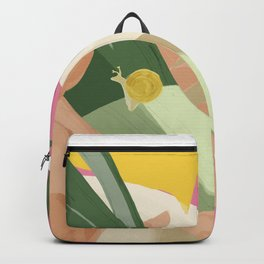 A Snail tale Backpack