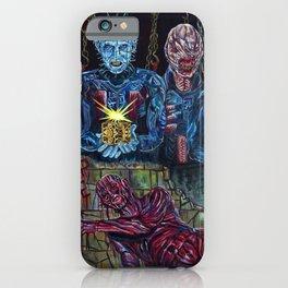 Hellraiser iPhone Case