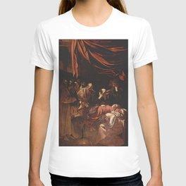 Death of the Virgin - Caravaggio T-shirt