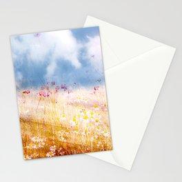 Wie herrlich leuchtet mir die Natur Stationery Cards