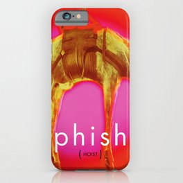PHISH HOIST TOUR DATES 2020 ASAMJAWA iPhone Case