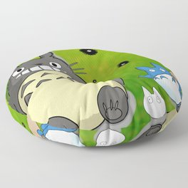 Totoro&Friends Floor Pillow