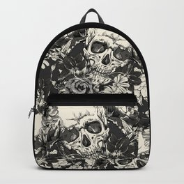 SKULLS HALLOWEEN SKULL Backpack