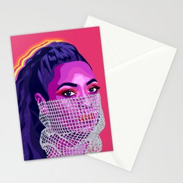 Mrs. Carter Stationery Cards
