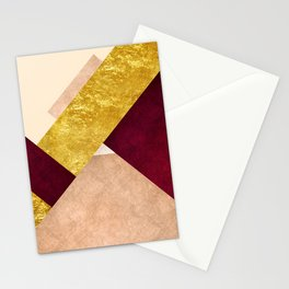 Modern Mountain No3-P3 Stationery Cards