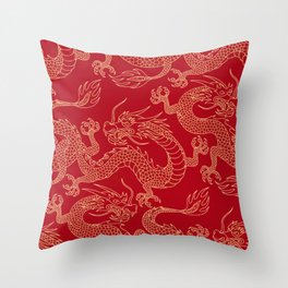 Chinese New Year 2021 Throw Pillow