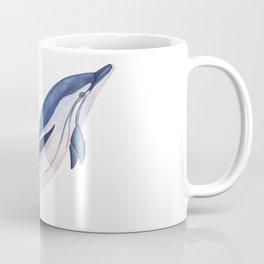 Striped baby dolphin Coffee Mug