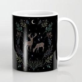 Deers in the Moonlight Coffee Mug
