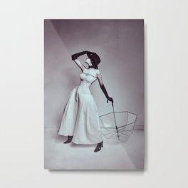 Sianna's Umbrella Metal Print