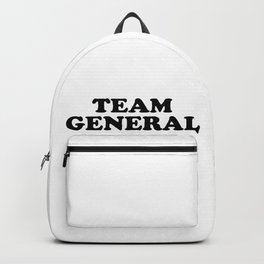 Team General Backpack