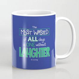Laughter Coffee Mug