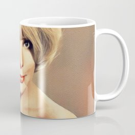 Elke Sommer, Actress Coffee Mug