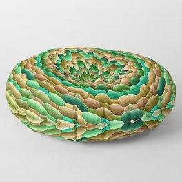 My Healing Basket... Floor Pillow