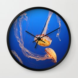 Dance Of The Medusa Wall Clock