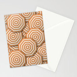 Octagons Stationery Cards