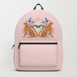 Cheetah Symmetry Backpack