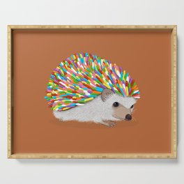 Hedgehog Sprinkles Serving Tray