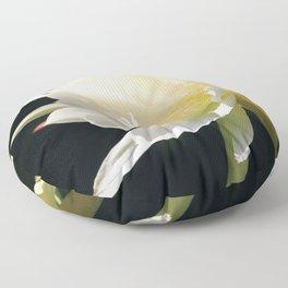flower Königin der Nacht Floor Pillow