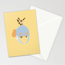 MZK - 1984 Stationery Cards