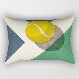 BALLS / Tennis (Hard Court) Rectangular Pillow