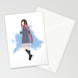 Noragami Minimalist (Hiyori) Stationery Cards