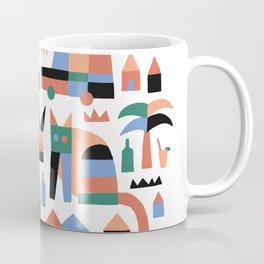 Waldport by Swirvington Coffee Mug