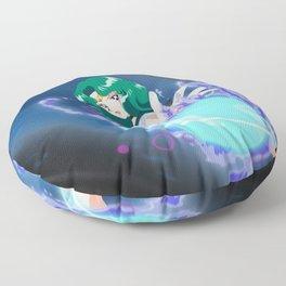 Sailor Neptune - Deep submerge Floor Pillow