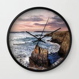 Gwithian Wall Clock