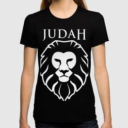 Lion of Judah product, Hebrew Israelite print T-shirt