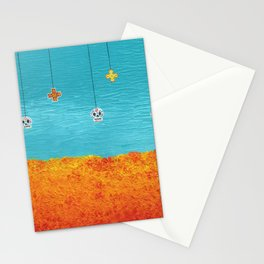 Day of the Dead Landscape Stationery Cards