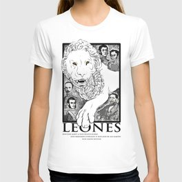 Leones of Latin American Culture T-shirt