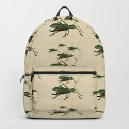 Grasshoppers on the March Backpack