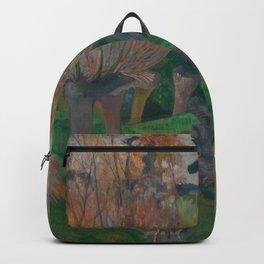 Paul Gauguin - Landscape, Bretagne (1889) Backpack