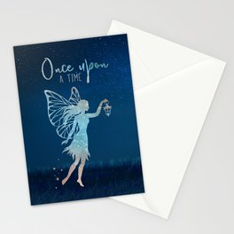 Once upon a time 2 Stationery Cards