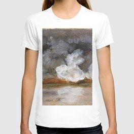 Johan Christian Dahl - Smoke From Cannon Shots - Digital Remastered Edition T-shirt
