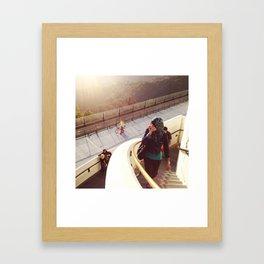 observatory Framed Art Print