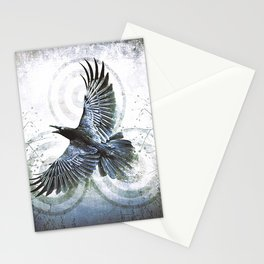 Raven III Stationery Cards